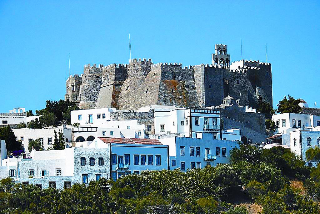 Patmos Island - Villa in Patmos Chora