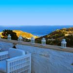 Patmos Villa Aegean Views